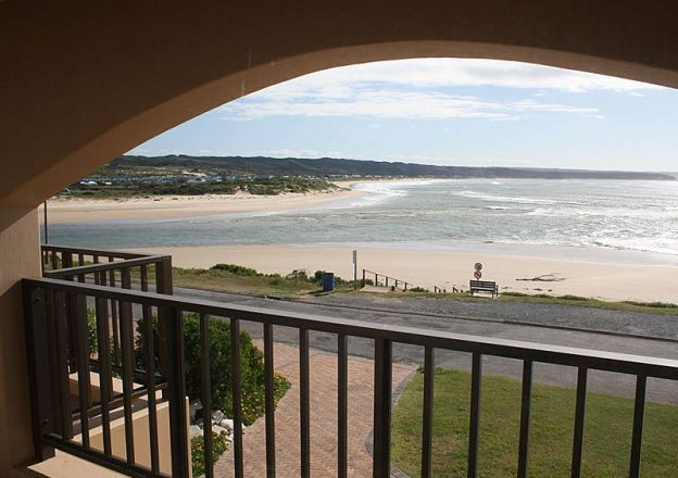 Beach Castle Stilbaai Beautiful view